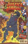 Justice League Europe #63 comic books for sale