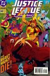 Justice League Europe #64 comic books for sale