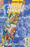 Justice League Europe #65 comic books for sale