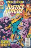 Justice League Europe #68 comic books for sale