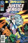 Justice League Europe #3 comic books for sale