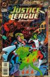 Justice League Europe #5 comic books for sale