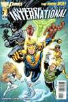 Justice League International comic books