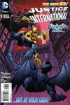 Justice League International #8 comic books for sale