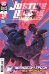 Justice League Odyssey #21 comic books for sale