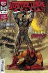 Justice League Odyssey #4 comic books for sale