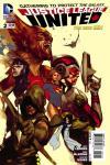Justice League United #2 comic books for sale