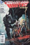 Justice League United #3 comic books for sale