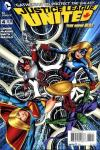 Justice League United #4 comic books for sale