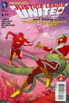 Justice League United #8 comic books for sale
