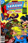Justice League of America #157 comic books for sale