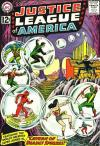 Justice League of America #16 comic books for sale