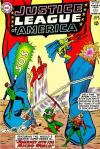 Justice League of America #18 comic books for sale