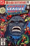 Justice League of America #184 comic books for sale