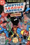 Justice League of America #192 comic books for sale