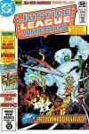 Justice League of America #193 comic books for sale