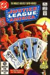 Justice League of America #203 comic books for sale