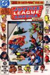 Justice League of America #207 comic books for sale