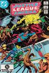 Justice League of America #211 comic books for sale