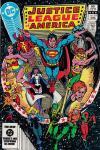 Justice League of America #217 comic books for sale