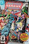 Justice League of America #218 comic books for sale