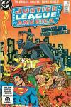 Justice League of America #221 comic books for sale