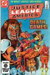 Justice League of America #222 comic books for sale