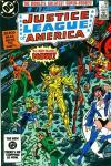 Justice League of America #229 comic books for sale
