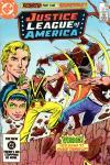 Justice League of America #233 comic books for sale