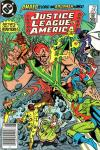 Justice League of America #241 comic books for sale
