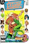 Justice League of America #242 comic books for sale