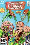 Justice League of America #243 comic books for sale
