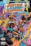 Justice League of America #244 comic books for sale