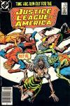 Justice League of America #249 comic books for sale