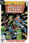 Justice League of America #250 comic books for sale