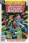 Justice League of America #250 comic books for sale