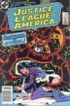 Justice League of America #255 comic books for sale