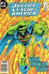 Justice League of America #256 comic books for sale