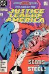 Justice League of America #260 comic books for sale