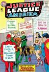 Justice League of America #28 comic books for sale