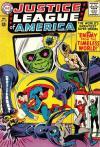 Justice League of America #33 comic books for sale