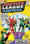 Justice League of America #4 comic books for sale