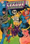 Justice League of America #66 comic books for sale