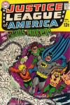Justice League of America #68 comic books for sale