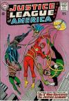Justice League of America #27 comic books for sale