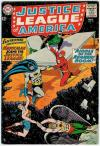 Justice League of America #31 comic books for sale