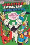 Justice League of America #43 comic books for sale