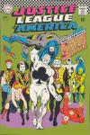 Justice League of America #54 comic books for sale