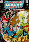 Justice League of America #71 comic books for sale