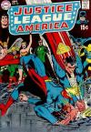 Justice League of America #74 comic books for sale